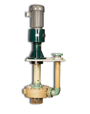 Fybroc Series 7500 pumps: Консольные Насосы